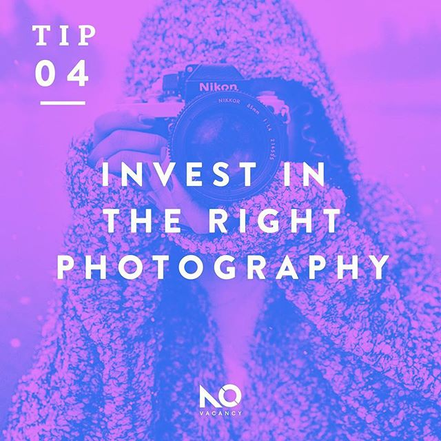 The right approach to your hotel photography is more than showing off your hotel rooms and features. Instead of 'following the pack' and doing what everyone else is, use photography to execute something unique to your business that gives your guests an insight into your location and develops a story with them.⠀ ⠀ For more creative guest experience tips visit www.novacancyguide.com ⠀ ⠀ #hotel #hotelier #hotels #marketing #marketingtips #marketingonline #guests #tourist #tourism #travel #travelandlife #marketingstrategy #hotelmanagement #hotelmarketing #hotelphotography⠀