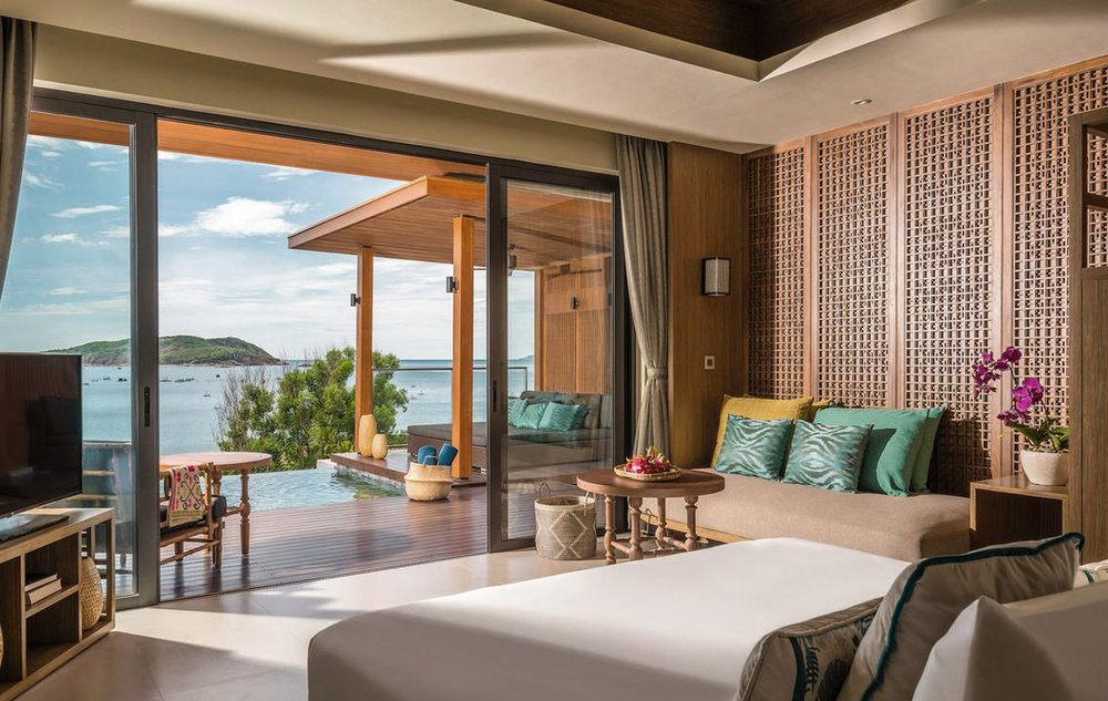 A villa at Anantara Quy Nhon Villas opening in November 2018