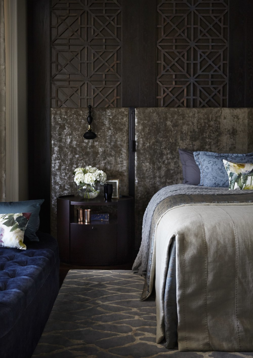 PHOTO: Louise Walsh Interior Design + Decoration