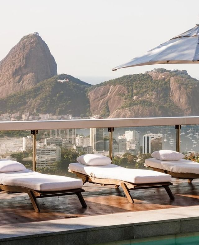 "Heavenly design in one of the world's most dramatic neighbourhoods @vilasantateresa. ""While our guests do enjoy the sea, sand and sun that Rio de Janeiro is famous for, they yearn for an urban oasis like ours where they can be pampered and have their senses delighted by our exclusive on-property experiences."" Sales and marketing manager Camille Chungunco shares her insights. . . . . . #hotelsantateresa #riodejaneirotop #riodejaneirogram #riodejaneiro #hoteliers #hotelier #hotelierlife #hotelsandresorts #besthotels #hoteldesign #hotelmanagement #hotelmanager #travellinglife #lonelyplanettraveller #iamatraveller"