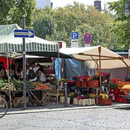 Winterfeldplatz Market / © Jael Marschner