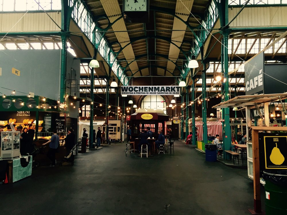 Markthalle Neun / credit: Vegan World Traveller