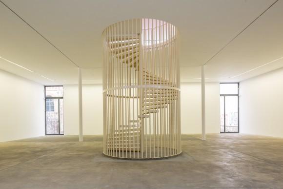 Hanne Lippard, Flesh, 2016, Installation view KW Institute for Contemporary Art, 2017; Courtesy the artist and LambdaLambdaLambda, Prishtina; Photo: Frank Sperling