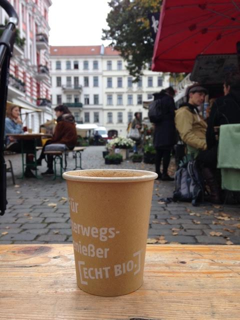Bio Market at Chamissoplatz