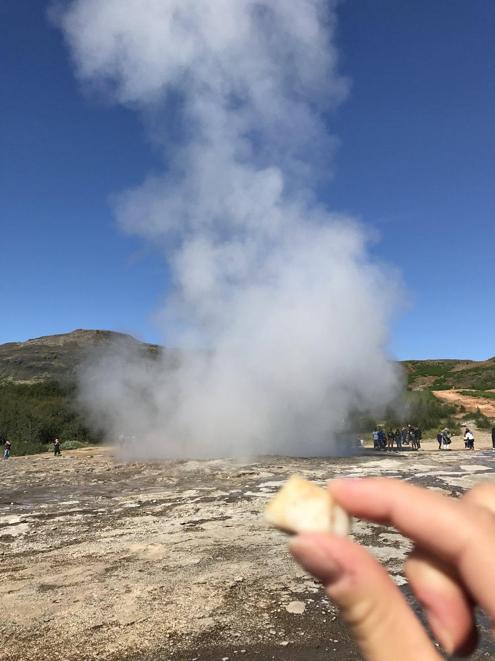 Geysir Geyser, Iceland