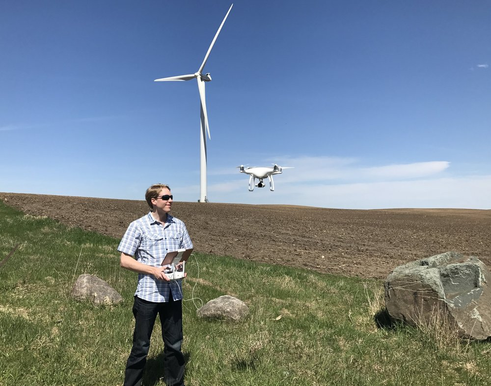 Alexander carr - Owner of Carr Ventures Inc and FAA Licensed remote pilot