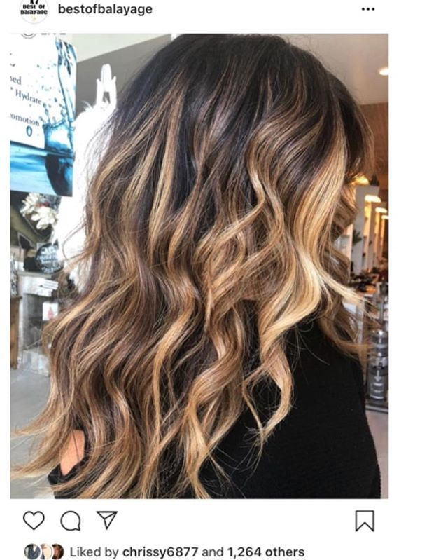In the real world this may not mean much , but in the hair world , for @stylejfine to be featured on @bestofbalayage page , is an honor , Very  excited and grateful to see what 2019 brings 🙏