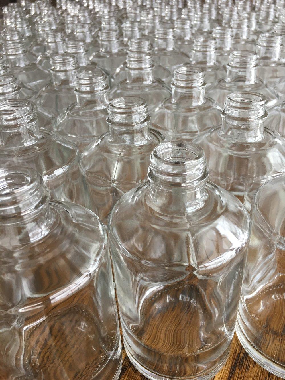 Quality glass bottles!