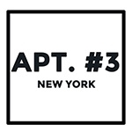 APT. #3 NEW YORK