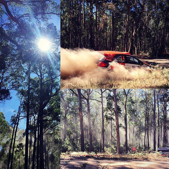 Rally up. #rallychampionship #ballaratlife #dustmask