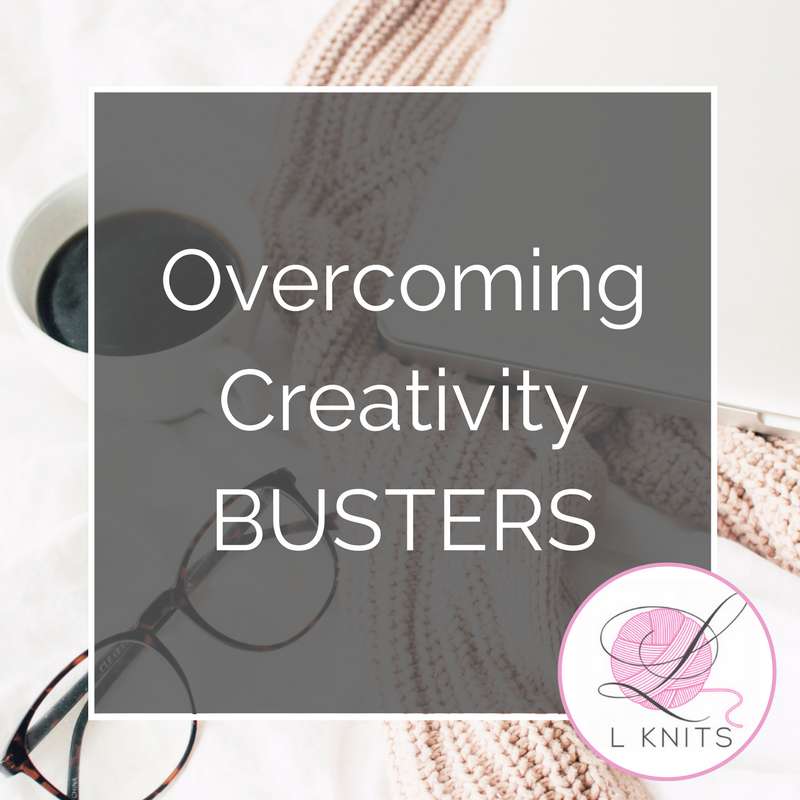 Overcoming Creativity BUSTERS