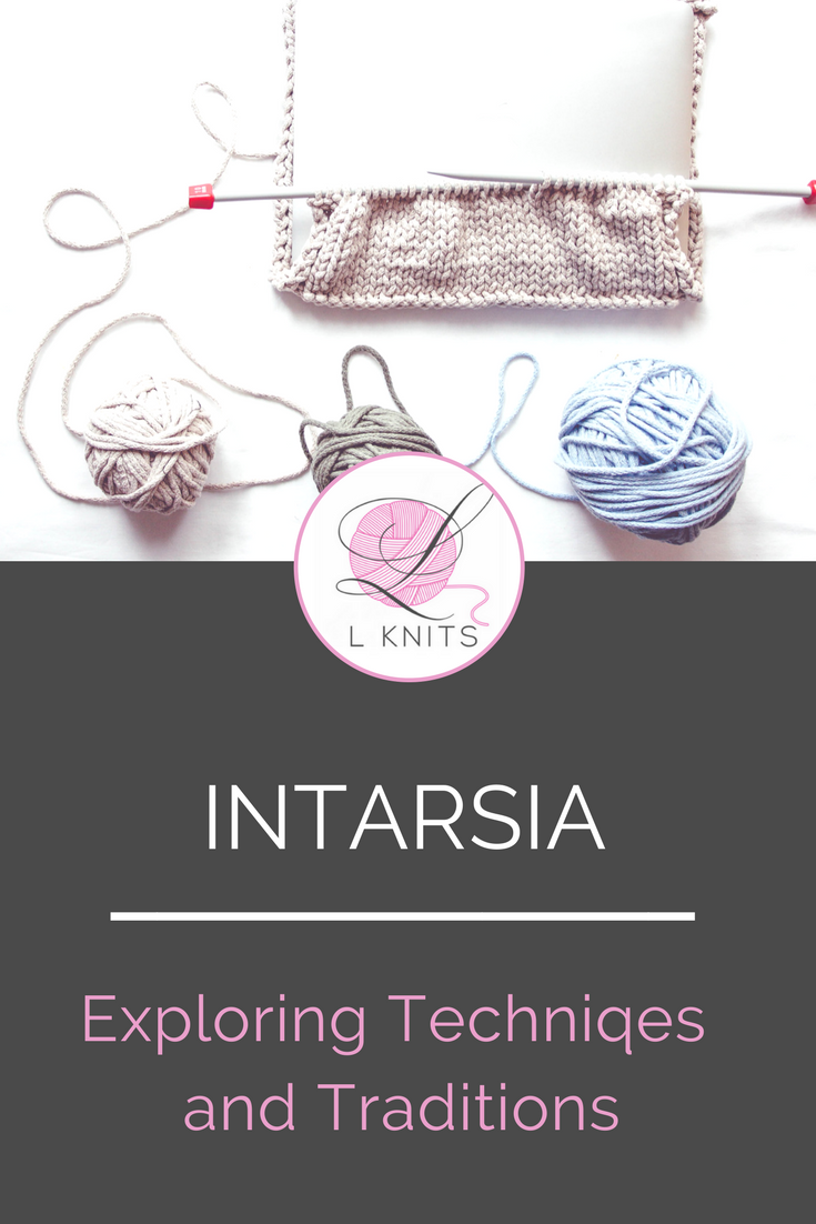 Intarsia is a yarn technique used to create areas of color in your knitting or crochet. It's a wonderful method to use when you want to incorporate a variety of designs, shapes and color to your pattern or craft project.