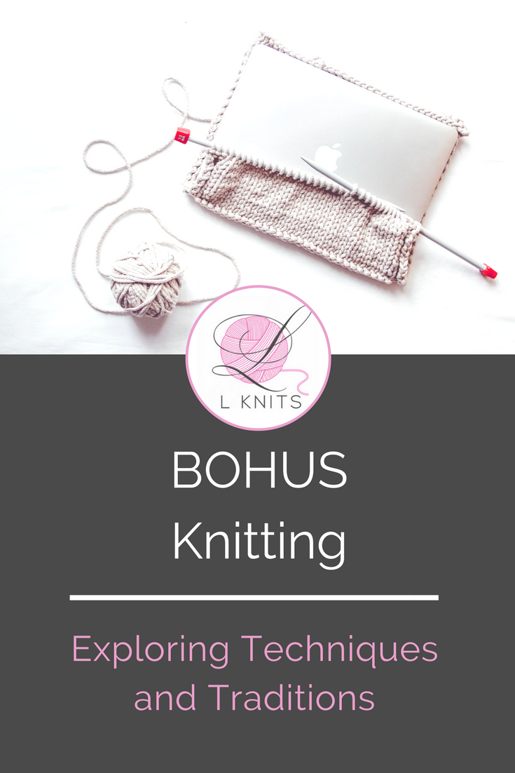 The Bohus Knitting Project was a work program started in the 1930s to help create job opportunities during the depression to help alleviate high unemployment and financial hardship. Learn more about this knitting stitch technique.
