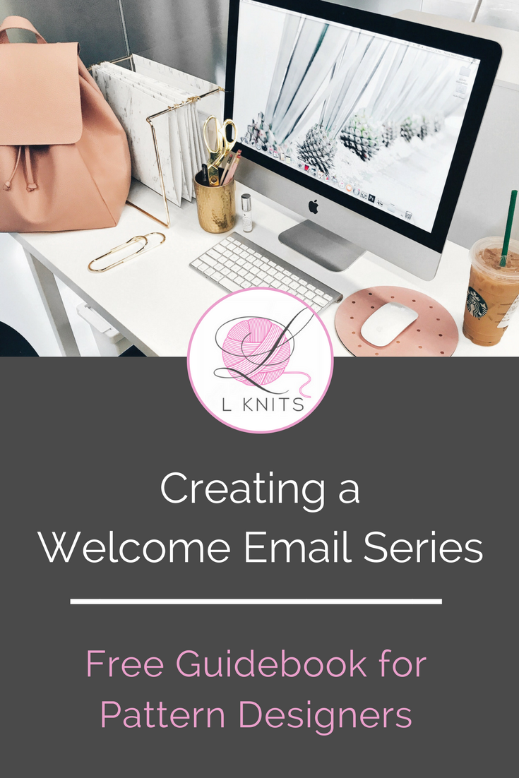 A knitting and crochet yarn crafter's first impression of your business is usually a lasting one. That's why it's important to make that first impression count and count big! Learn how to create a Welcome Email Series for your new Yarn Loving Newsletter Subscribers and download your FREE Workbook to help you create your own welcome series.