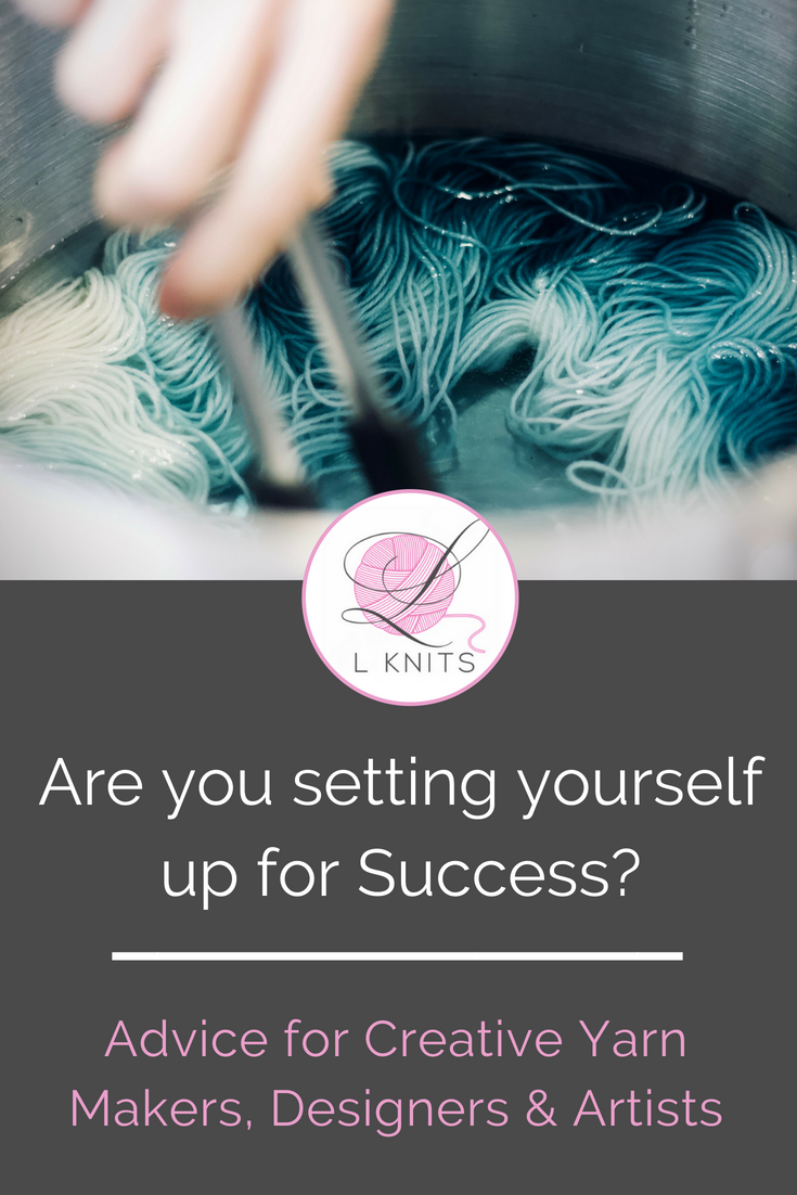 Are you setting yourself up for success | LKnits.com.png