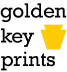 Golden Key Prints