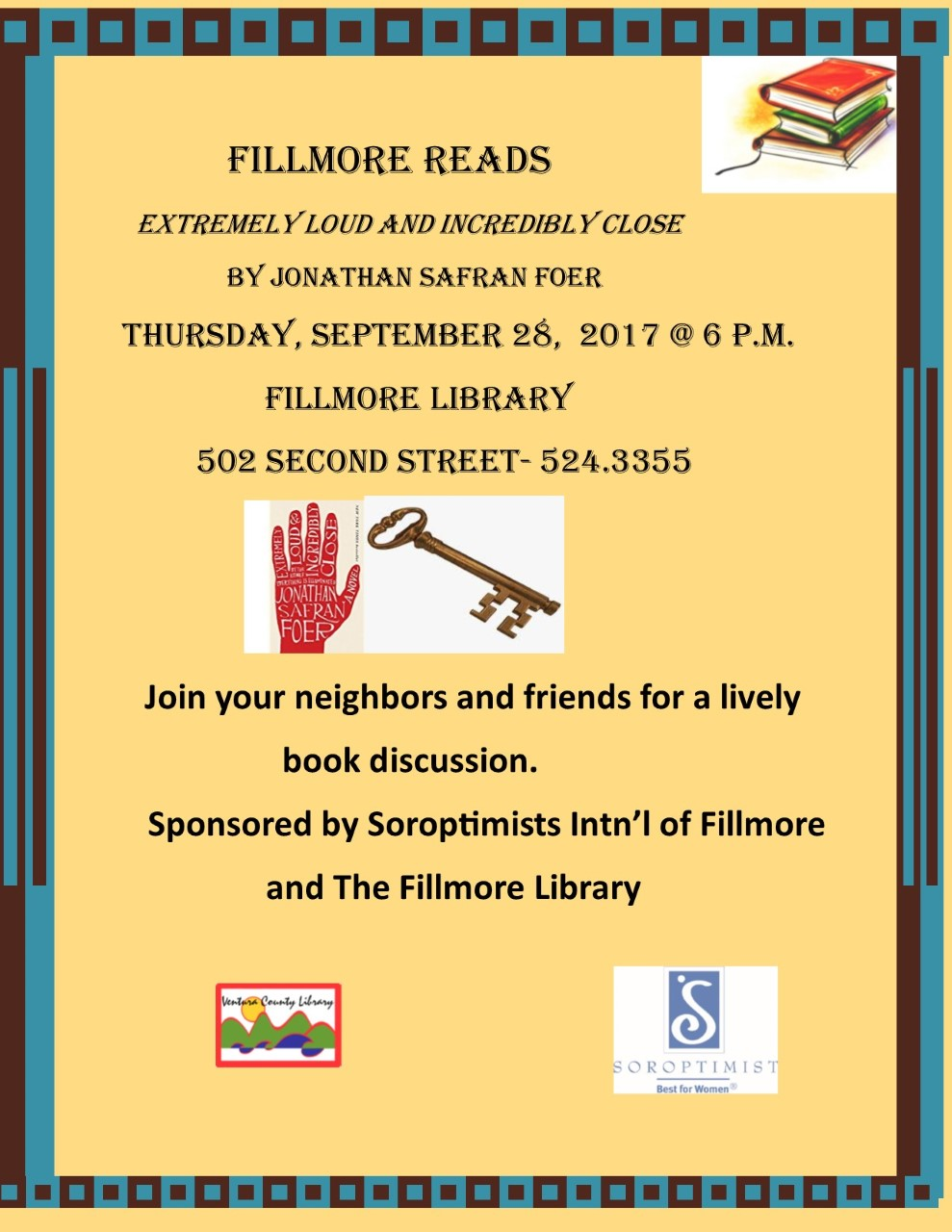 Thurs Sept 28, 2017 Fillmore Reads.jpg
