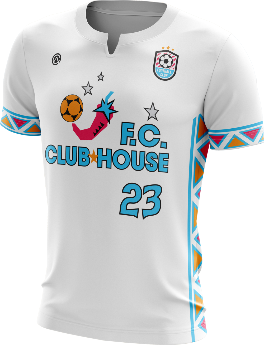 fb3a7f7b2dd '96 All-Star Game Soccer Jersey - This concept is based from possibly the