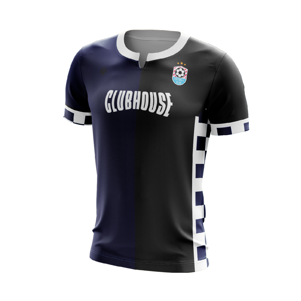 8767b7e6279 Sacramento Soccer Jersey - The split two-tone and checker pattern have both  been utilized