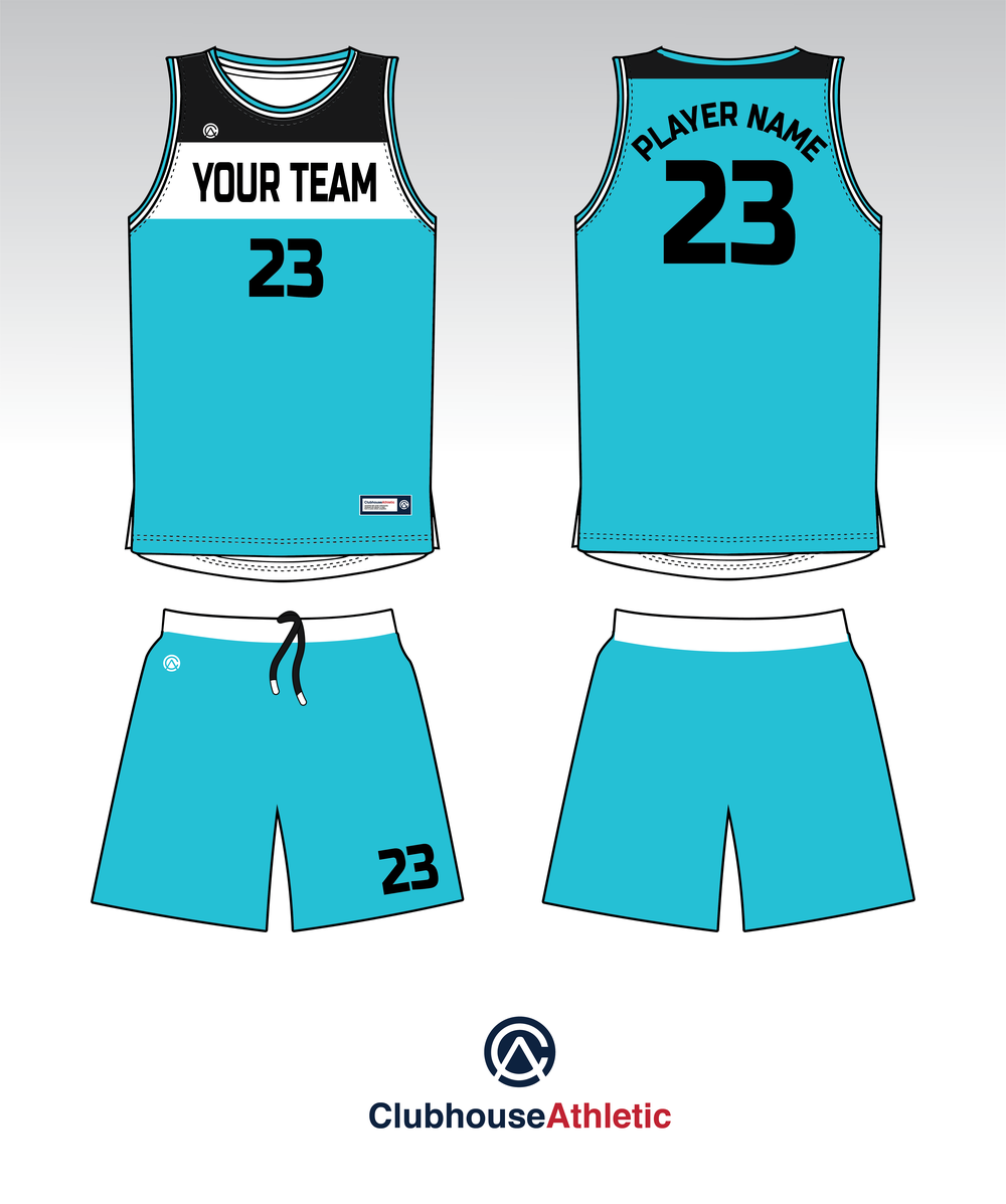 8e90064cb67 Customize. Color Block Basketball Jersey - Inspired by color block basketball  jerseys out of Washington DC.