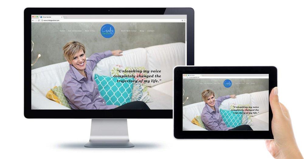 Cindy Gardner - See full website at CindyGardner.com