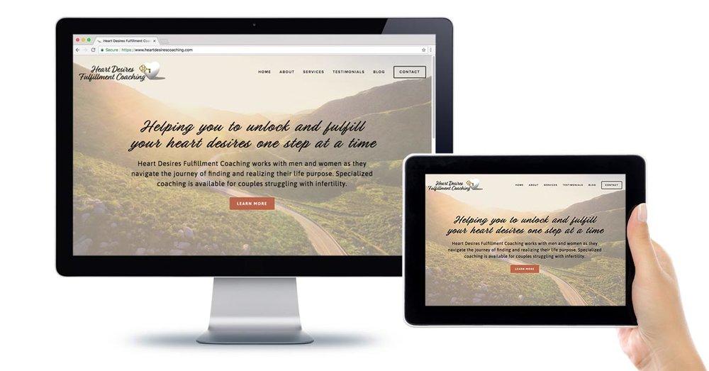 Frances Jones - See full website at heartdesirescoaching.com