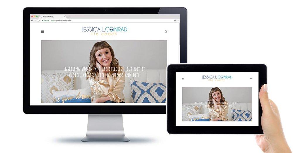 Jessica Conrad - See full website at jessicalconrad.com