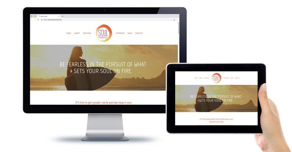 Jennifer Heinsheimer - See full; website at soulpursuit.com
