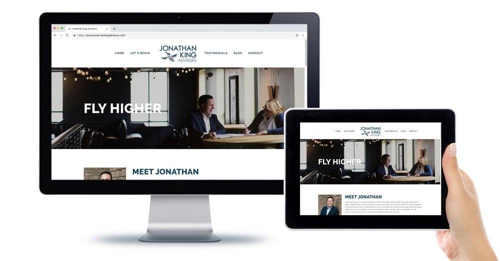 Jonathan King - See full website at jonathankingadvisors.com