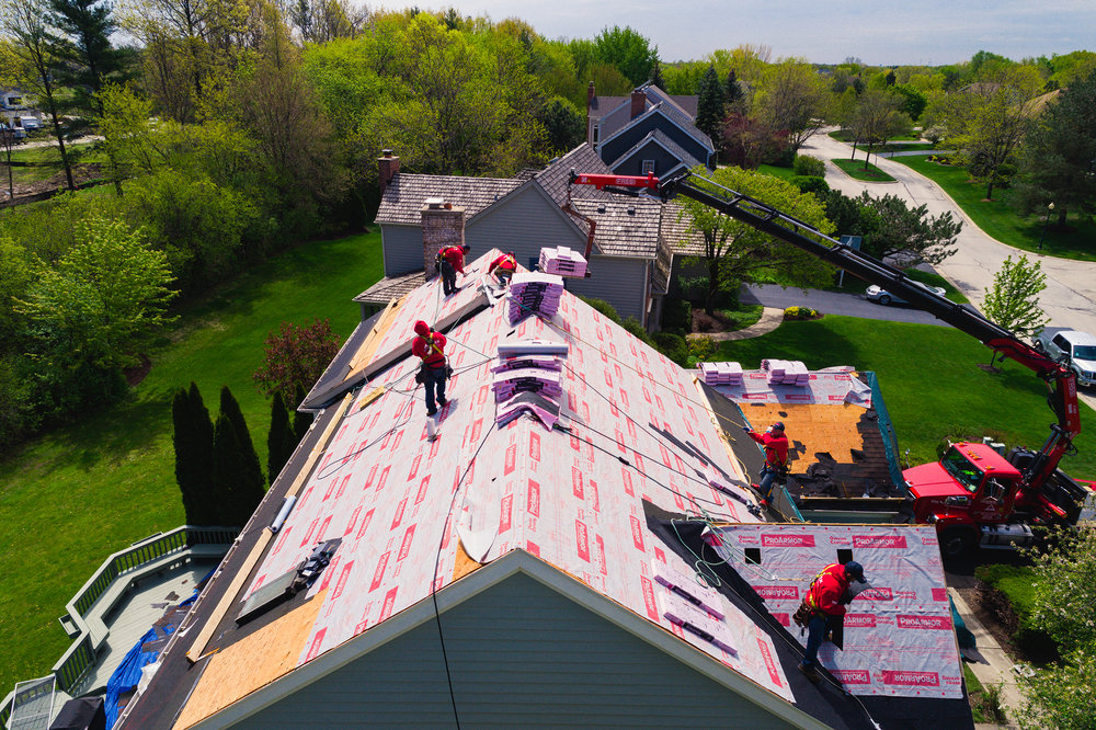 Meet Artex Roofing - Tinley Park's Top Choice for Residential Roofing + Gutter Installation