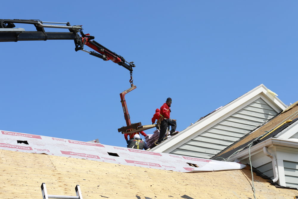 Artex Roofing is the best roof replacement company in the Tinley Park area
