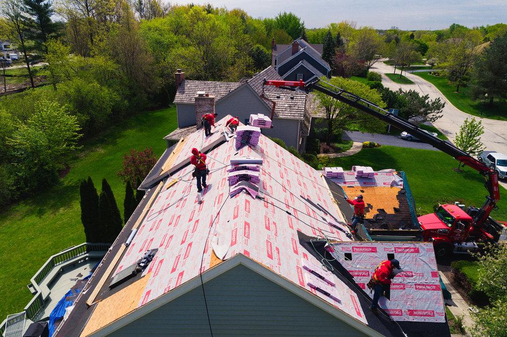 Artex Roofing - Matteson -