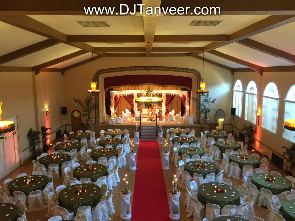 Ceremony setup at womens club.jpg