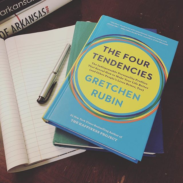 Geeking out on finding strategies to help clients better meet their goals! How do you meet inner & outer expectations? Does that affect your everyday life? The Four Tendencies by @gretchenrubin is a super enlightening take on how we all respond differently to expectations! Go take her free online quiz and read up on your tendency. It's a good day to learn something new about yourself and let me know if I can help you apply this to your daily life 📘💛!!! . . . . #mentalhealth #counselingtipoftheday #selfcare #selflove #goals #wellness #mindbodygreen #mentalhealthmatters #growthmindset #yougotthis #wholeheartedwellness