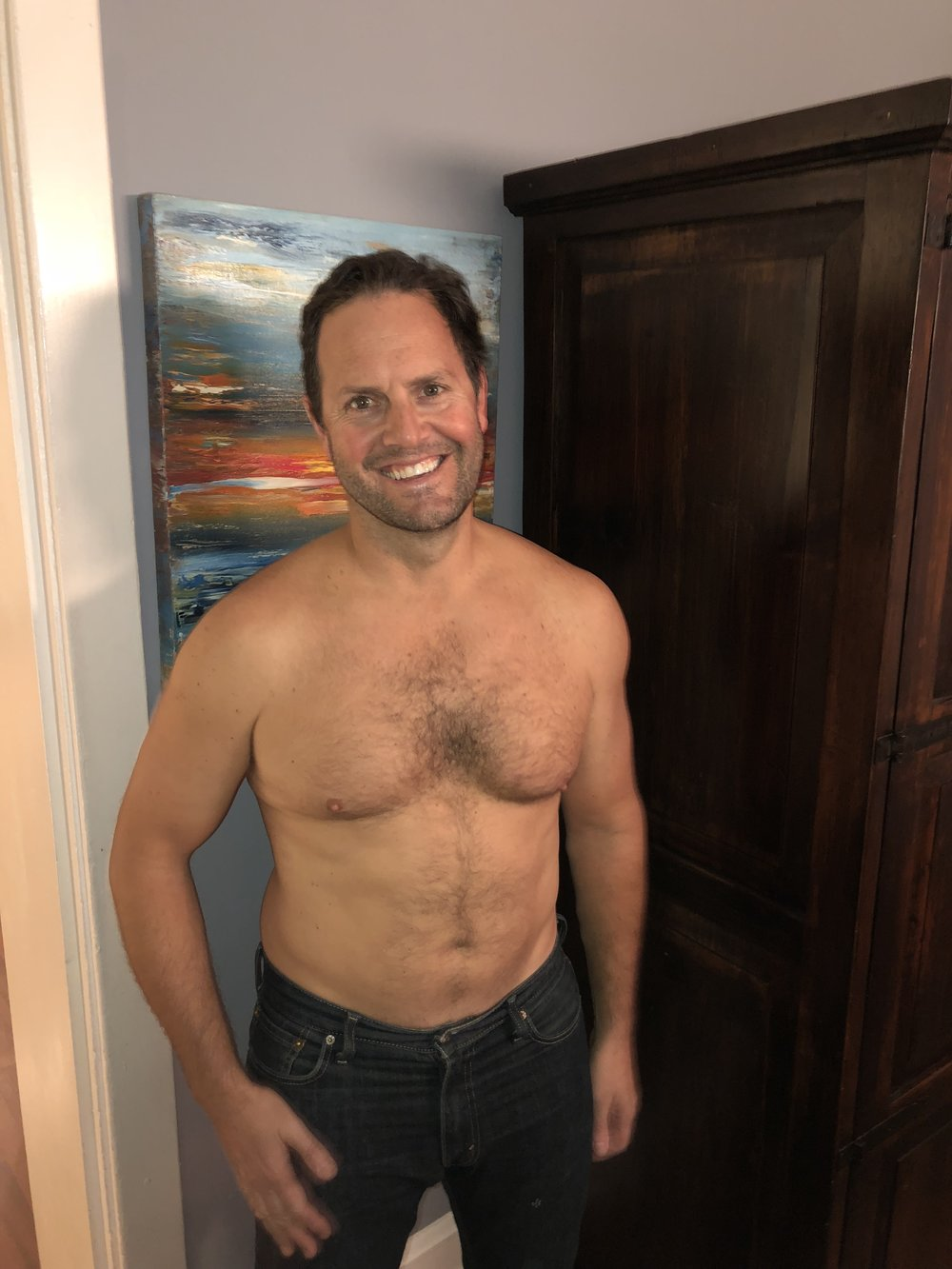 Day 1:188 lbs. - November 1, 2018