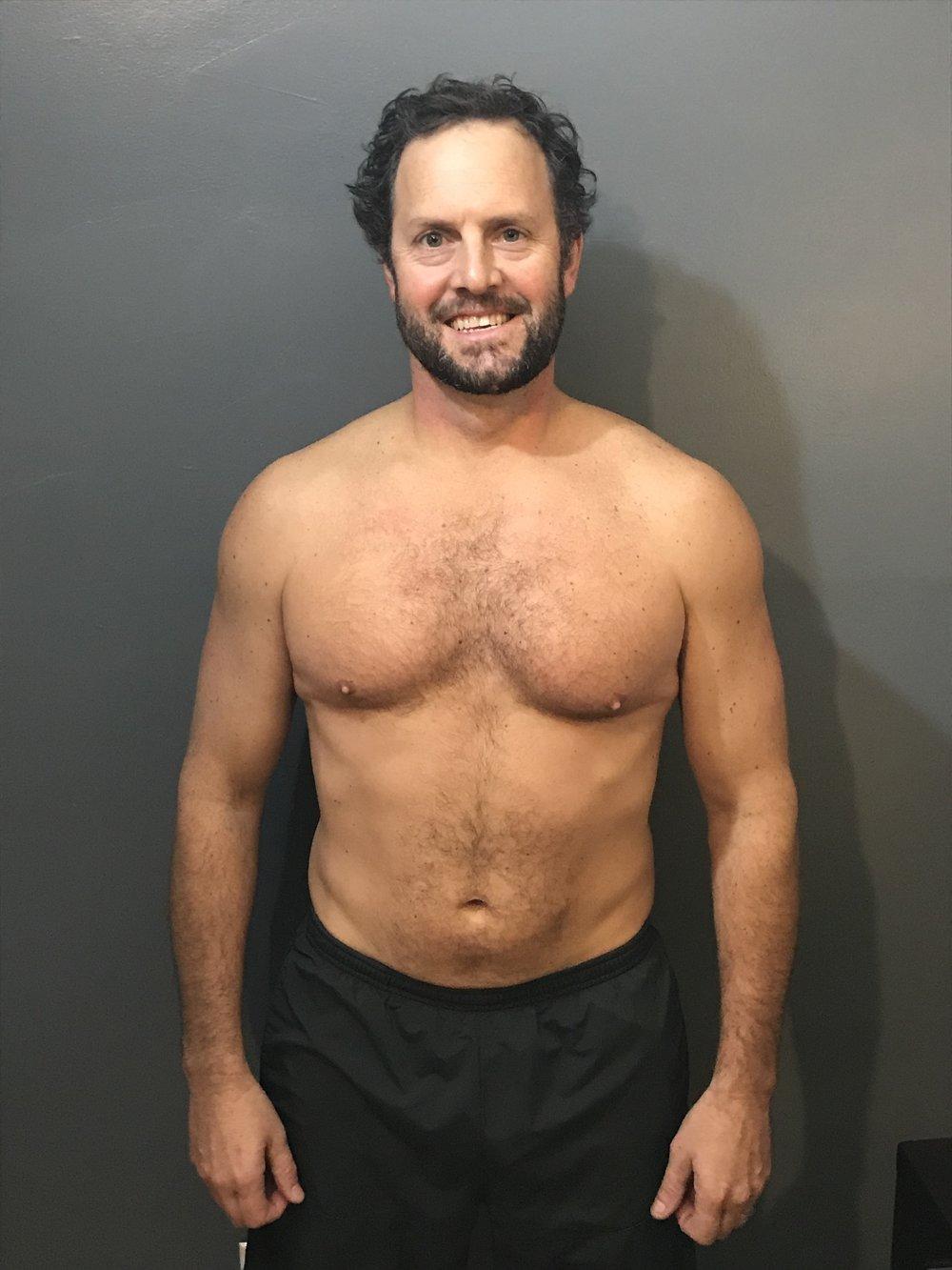 Day 21:176 lbs. - November 21, 2018
