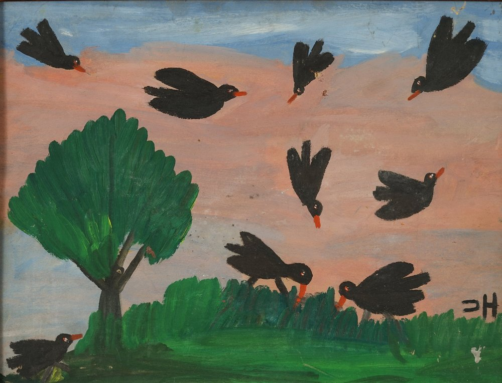 clementine hunter buzzards