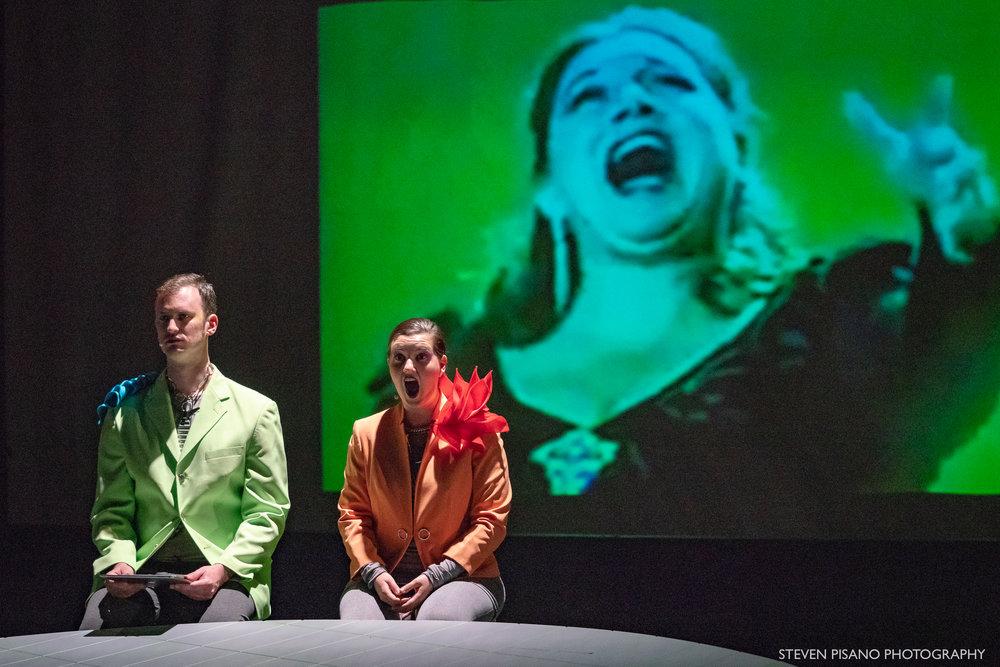 Constantin Basica's 'Knot an Opera!'
