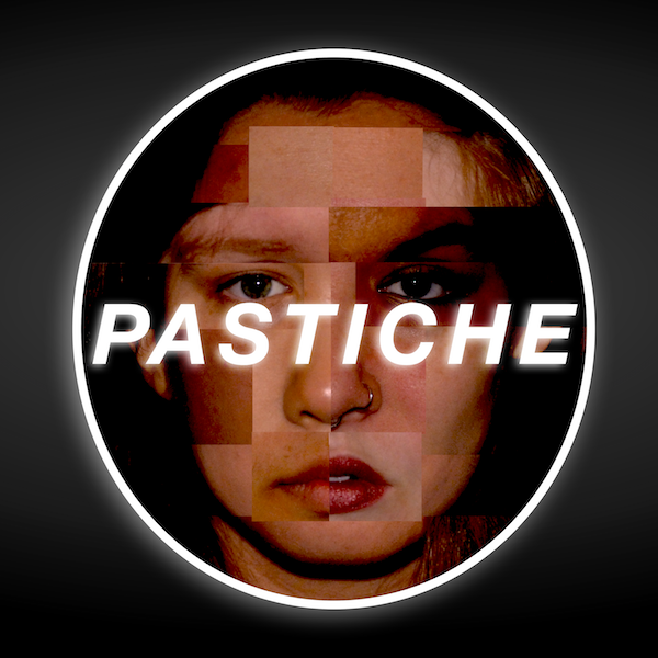 Key Art: 'Pastiche' - Photographs of the female cast of Bard College's 2019 Opera Workshop are fused together to form the key art for the performance, a scenes program knit together dramatically and presented in-the-round.