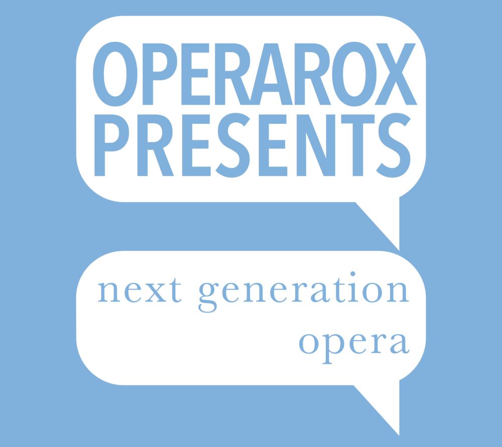 OperaRox Presents Logo