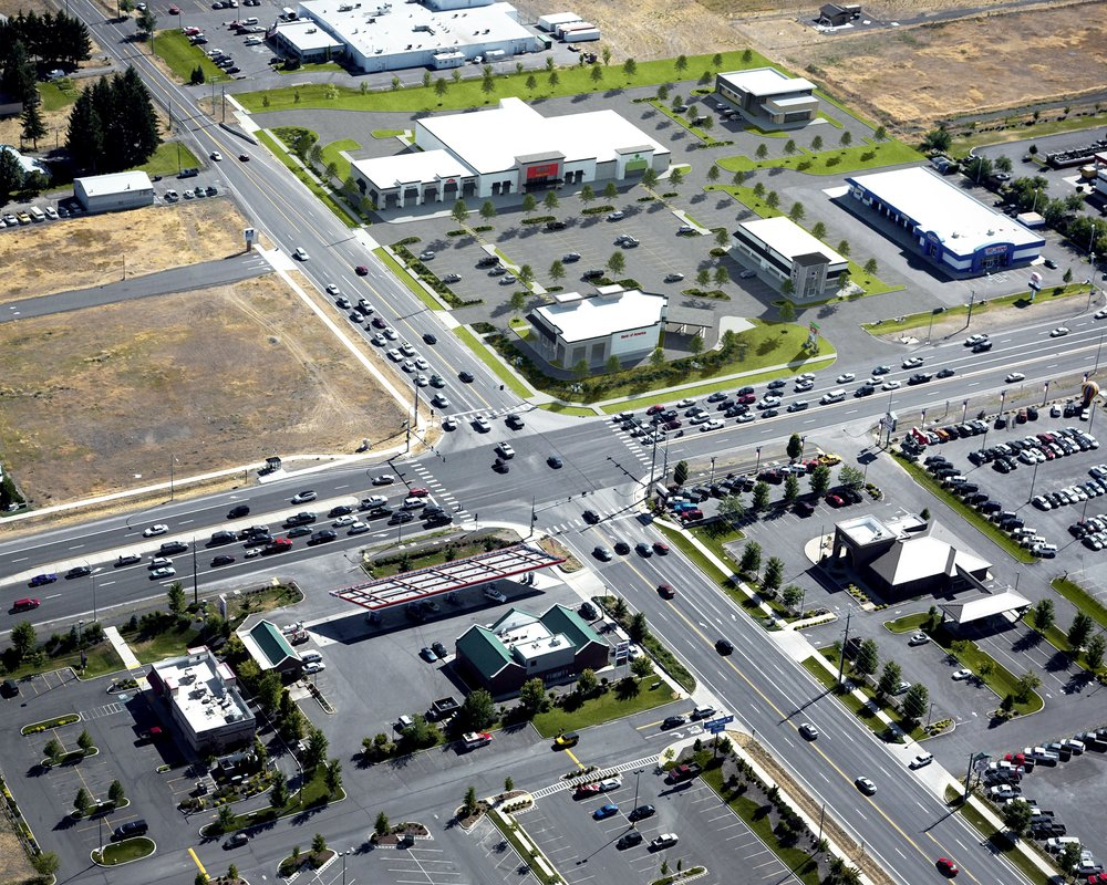 Photo - Rendering for Hayford Crossing, Airway Heights, WA This post may contain affiliate links.  Learn more by reading my disclosure.