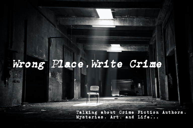I was interviewed at Wrong place, write Crime for  the side hustle . check it out by clicking the picture.