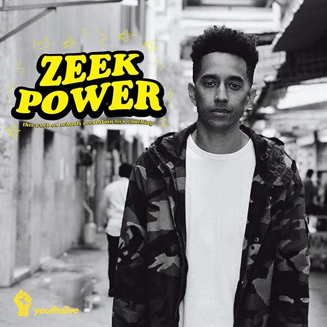 YO!!!! Tomorrow we have our Live Stream with Zeek Power!! ⚡️ We already know this is going to be pure flames.  Turn your Post Notifications ON & make sure you don't miss out on this! ✊🔥 3:30pm QLD| 4:00pm ACST | 4:30pm AEST | 2:30pm AWST