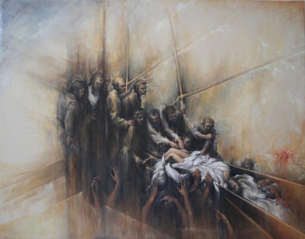 Maria Kreyn - in the wake (60 x 48 in).jpg