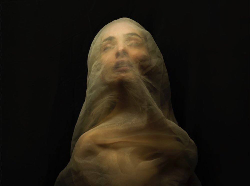 The veil - LIMITED EDITION PHOTOGRAPHS INSPIRED BY 18TH CENTURY VEILED ITALIANSCULPTURE