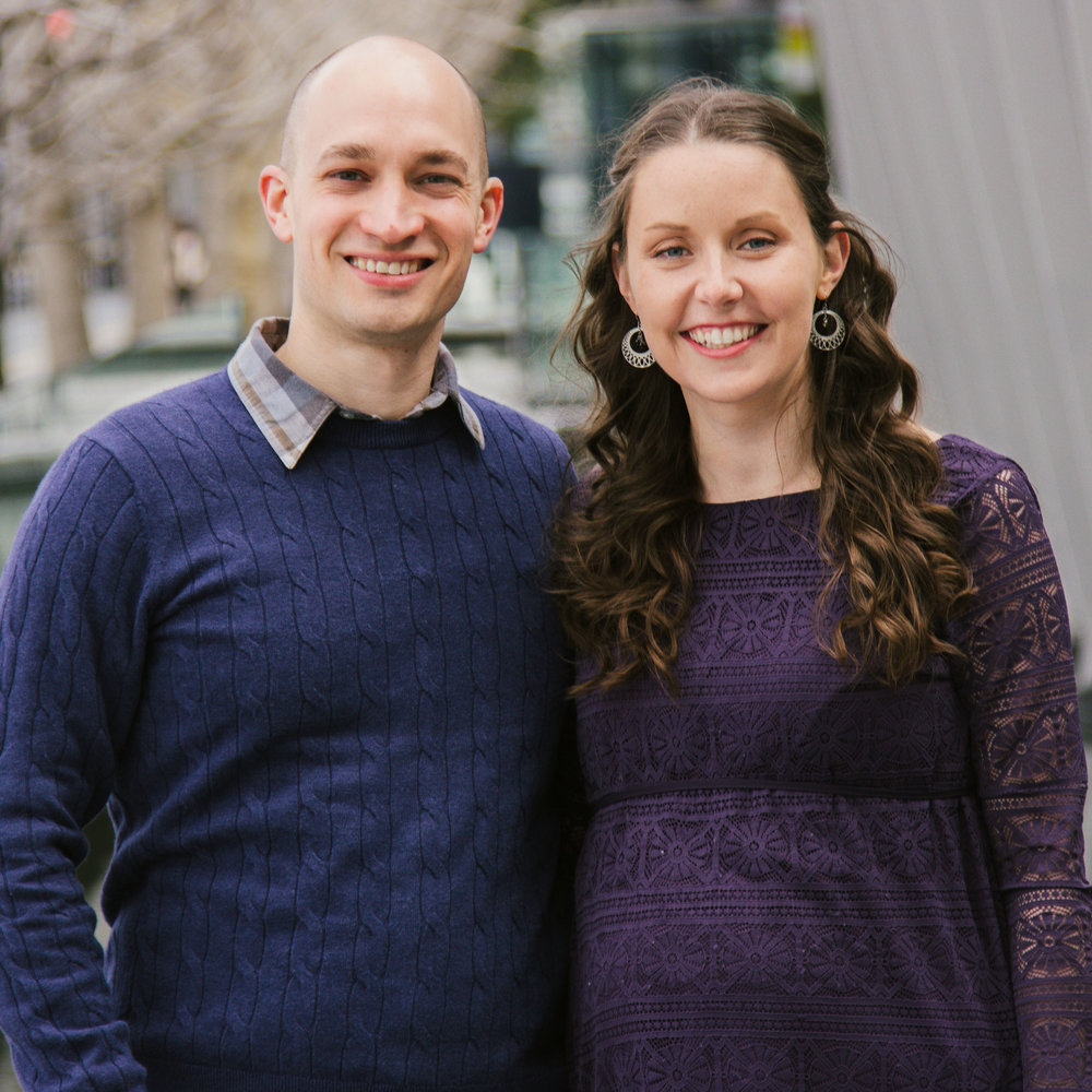 Seth and Megan Philip