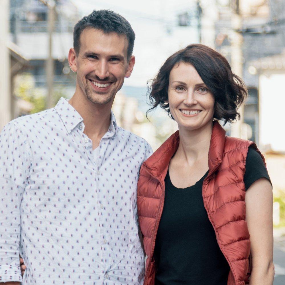 Patrick and Ellen McGinty
