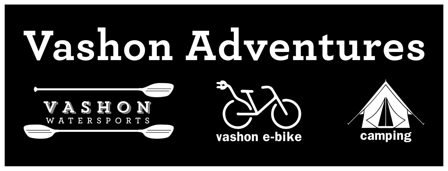Vashon Adventures l  Vashon Island Biking, Watersports, Camping & Adventures