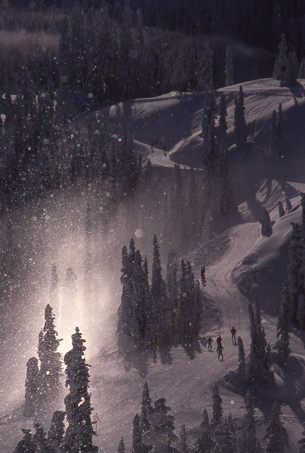 Stevens Pass, WA, 1993, Chris Brunkhart photo