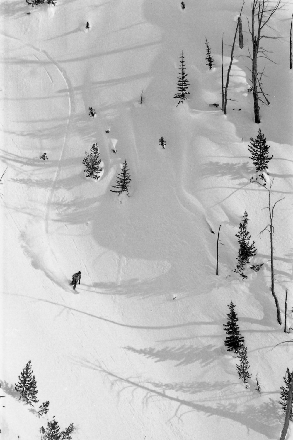 Craig Kelly, Purcell Mountains, BC, 1998, Chris Brunkhart photo